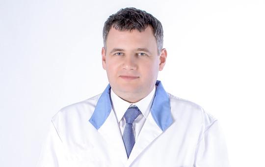 Лечение геморроя в Киеве - Платон Носко, проктолог